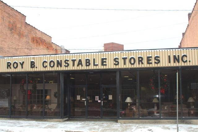 Roy B Constable Stores Inc Our History